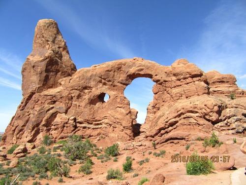 2019美國中部六大國家公園、上下羚羊谷、拱門、布萊斯、四大總統巨石像19天